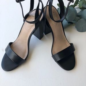 Mix No. 6 Camian Ankle Strap Block Heel